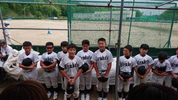 枚方市の野球チーム
